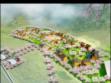 Culture-tourism village of Mong people in Ha Giang