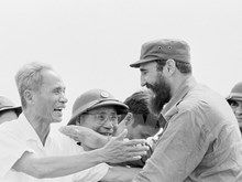 Fidel Castro's historic visit to Quang Tri 43 years ago