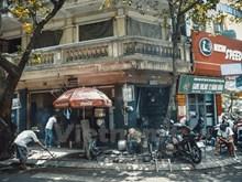 Last blacksmith in Hanoi Old Quarter