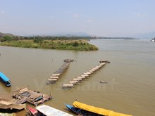 A journey along Mekong River