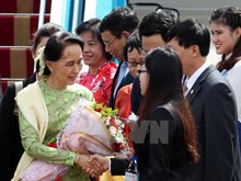 Asia-Pacific leaders arrive in Da Nang for APEC Economic Leaders' Week