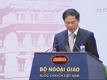 Diplomacy creates core values for Vietnam's trade
