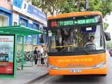 Hanoi plans 300 extra bus journeys on National Day