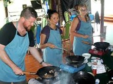 Workshop combines passions for travel and cooking