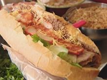 Banh mi - iconic Vietnamese street food