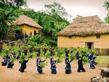 Fall festival highlights ethnic tribal life