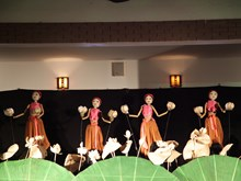 Vietnamese puppetry shines in Russia