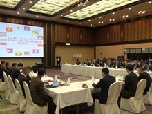 Vietnam attends 10th Japan-ASEAN Defence Vice Ministerial Forum