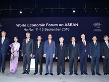 World Economic Forum on ASEAN opens in Hanoi