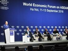 WEF ASEAN 2018 wraps up in Hanoi