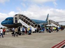 Domestic airlines' punctuality improves in eight months