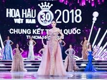 Quang Nam's girl crowned Miss Vietnam 2018