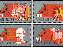 Painter dedicates life to crafting stamps of late President