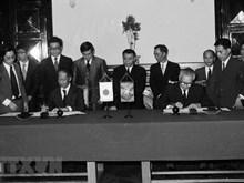 Milestones in Vietnam-Japan relations