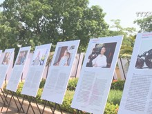 Exhibition marks Hanoi's liberation celebrations in 1954