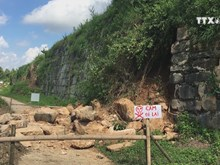 US funds 92,500 USD for Ho Dynasty Citadel conservation