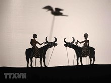 Int'l festival highlights essence of puppetry