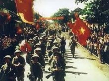 Memories of Hanoi's liberation day recalled