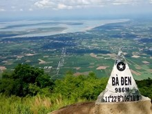 Ba Den national tourist site to become special, quality tourism hub