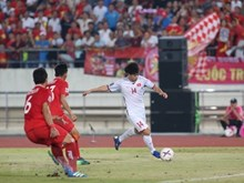 AFF Suzuki Cup: Vietnam win 3-0 over Laos in opening match