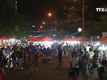 Danang's night market needs boost to attract tourists