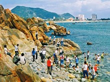 Binh Dinh works to make it more popular among tourists