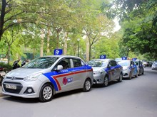 Traditional taxis forced to speed up amid competition