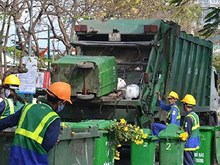 Ho Chi Minh City faces difficulties in waste classification