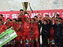 Vietnam beat Malaysia to claim AFF Cup