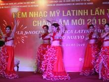 Latin American Music Gala in Hanoi