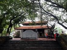 Cao An Phu temple in Hai Duong