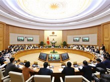 PM chairs monthly Cabinet meeting