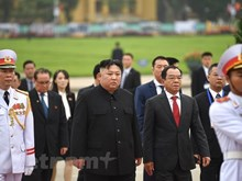DPRK Chairman leaves Hanoi