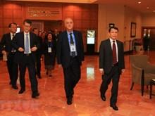 VNA leader welcomes delegates to OANA Executive Board Meeting