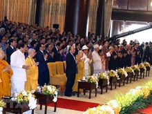 PM attends opening ceremony of Vesak 2019 celebrations