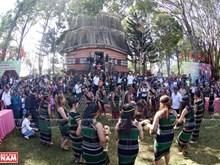 Good health praying ritual of M'nong people