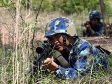 Naval Infantry: Elite force of Vietnam People's Navy