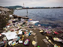 Int'l cooperation to combat plastic pollution in East Sea