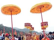 Yen Tu Spring Festival lures thousands of visitors