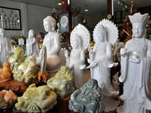 Luc Yen stone carving craft