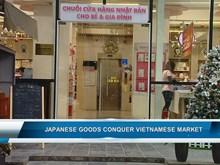 Japanese goods conquer Vietnamese market