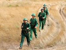 Vietnamese People's Army soldiers