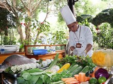 Contest popularises Central Highlands cuisine