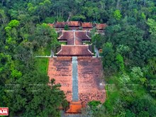 Lam Kinh citadel in Thanh Hoa province