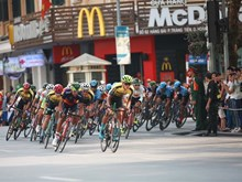 Cycling tournament commemorates Dien Bien Phu Victory