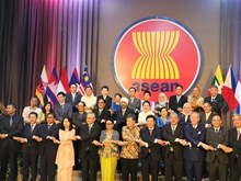 Deputy PM attends ASEAN anniversary celebration in Indonesia