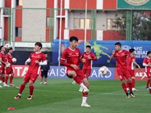 Vietnam readies to meet Iraq at Asian Cup 2019 finals