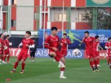 Vietnam readies to meet Iraq at Asian Cup 2019 finals