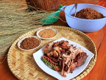 Smoked pork – Tet speciality in Central Highlands