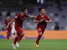 Quang Hai shines to give Vietnam hope at AFC 2019